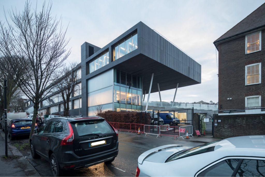 Brighton College – Sports & Science Block