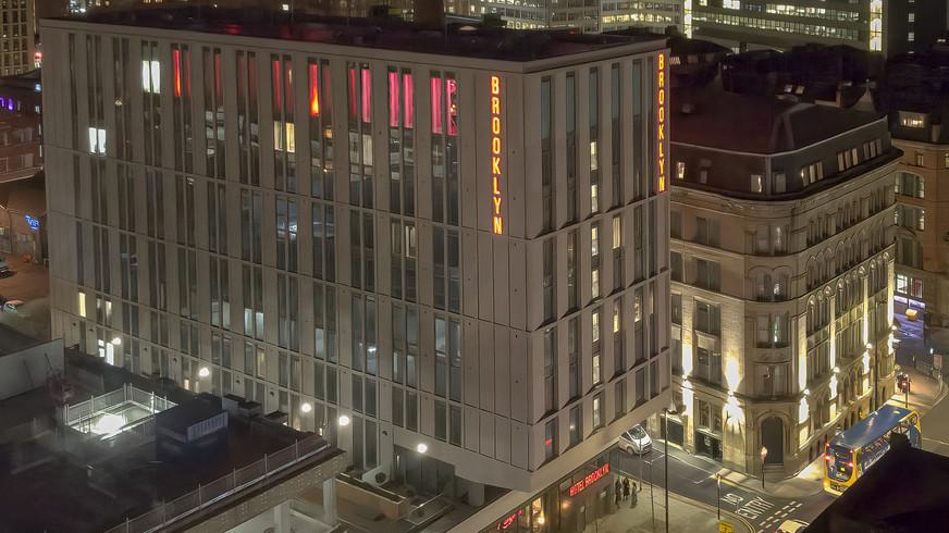 Hotel Brooklyn, Manchester
